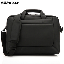 Kokocat Водонепроницаемый crushproof 15.6 дюймов ноутбук сумка для мужчин и женщин портфель повседневная сумка 5 цветов
