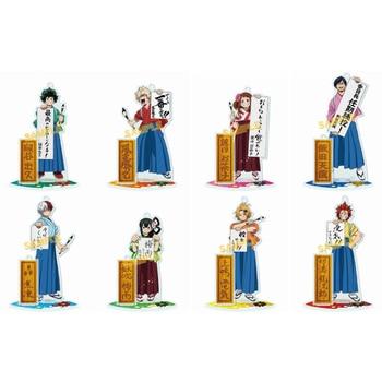 My Hero Academia Anime Boku No Hero Academia Midoriya DEKU Bakugou Uraraka TODOROKI SHOTO Tsuyu Denki Eijiro Acrylic Stand my hero academia todoroki shoto izuku midoriya deku bakugou katsuki 3th ver action figure pvc collecion model toy