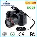 Freeshipping DC-05 DSLR cámara digital de 12mp 720 p hd de 64 GB de memoria fotográfica profesional cámara de vídeo videocámara