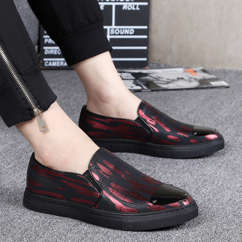 Beautiful 2018 New Fashion Style Designer Formal Mens Dress Shoes Genuine Leather Luxury Wedding Shoes Men Flats Office Shoes Lc5253 Formal Shoes