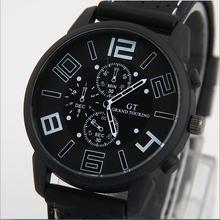 Luxury Brand Fashion Bracelet Military Quartz Watch Men Wome
