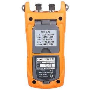 Image 4 - Détecteur dobstacle de câble de Fiber optique de Ranger de Fiber optique dotdr 60 km tenu dans la main de COMPTYCO AUA328 testeur de point darrêt de Fiber de 1550nm