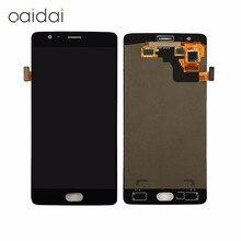 Pour Oneplus 3 T Oneplus 3 T A3010 LCD Affichage Écran Tactile Mobile Téléphone Lcd Digitizer Assemblée Pièces De Rechange Avec Outils gratuits