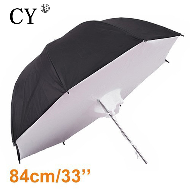 Inno New Photo Video Studio 33/84cm Studio Umbrella Softbox Soft Brolly Box Reflector Studio Reflector PSCS4A Free Shipping
