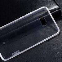 2017 New X Level Antislip Clear TPU Soft Case For HTC U11 Luxury Back Case Cover