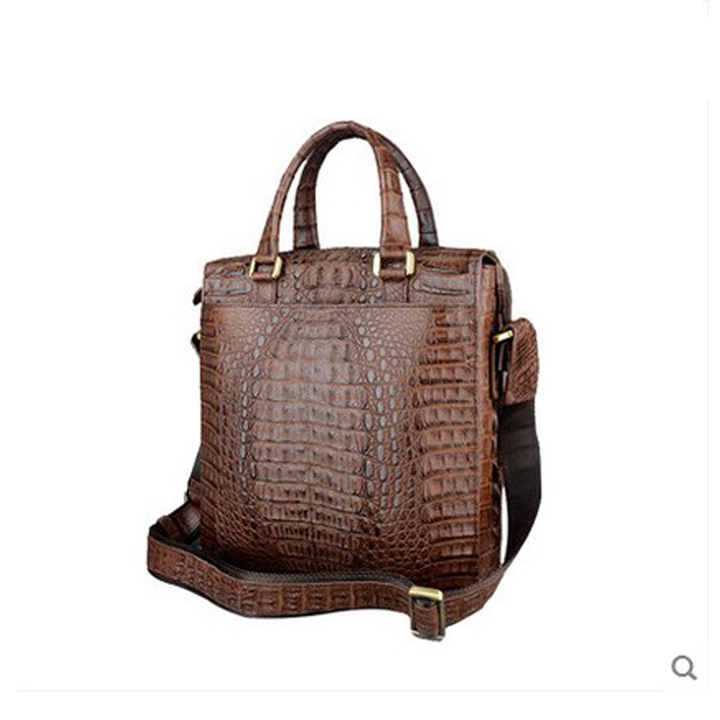 jialante crocodile skin single shoulder bag man handbag real crocodile leather men briefcase bag men handbag yuanyu 2018 new hot free shipping real python skin snake skin color women handbag elegant color serpentine fashion leather bag