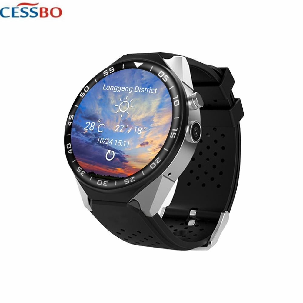 CESSBO S99C WI FI 3g sim карты gps взрослых Смарт часы Для мужчин ультра легкий IP68 водонепроницаемые Смарт часы 1,39 дюйма 450 Mah Батарея