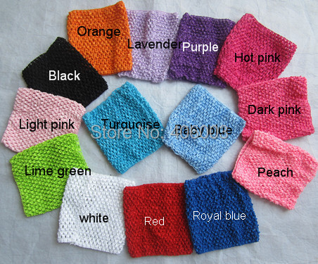 Free Shipping Wholsale 9*7.5inch Baby Girls Crochet Tube Top