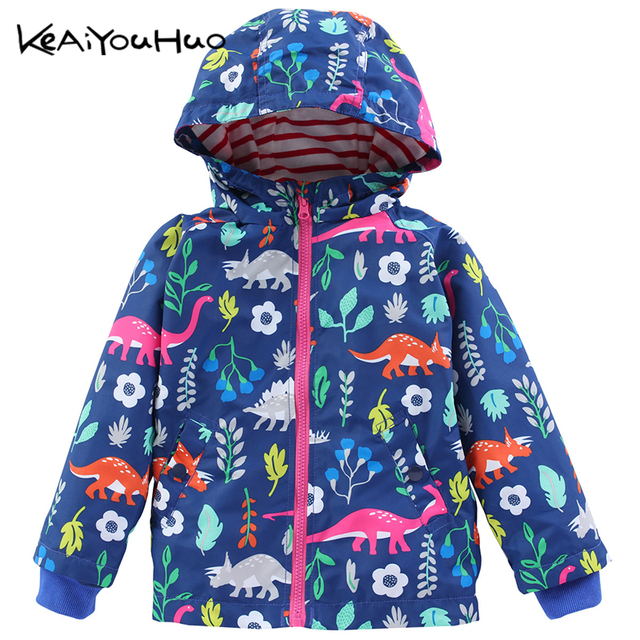 3bb50dbcd 2018 Spring Autumn Baby Outerwear Clothes Boys Girls Waterproof ...