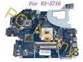 For ACER AS V3-571G Intel Motherboard NBRZP11001 Q5WVH LA-7912P HM77 NVIDIA GeForce GT640M Tested