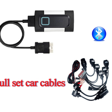 Diagnostic-Tool Autocoms-Scanner Delphis Ds150e Cdp Truck Obd2 Cars Newest with Keygen