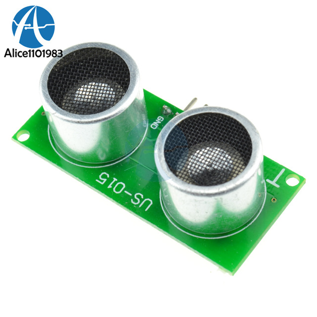 US-015 Ultrasonic Senor Module Distance Measuring sensor DC 5V 3mA Ultrasonic Transducer Module Diy Electronic PCB Board