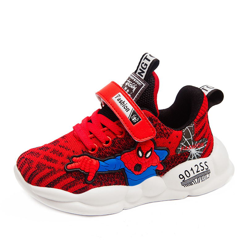 SKHEK Kid Shoes For Boy 2019 New Children Sneakers Mesh Sport Breathable Fashion Big Boy Girls Shoe 4 5 6 7 8 9 10 11 12 13 14 Y