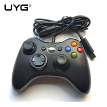 USB Wired Sport Controller For xbox360 Gamepad Joypad Joystick For Xbox 360 Controller Slim Accent PC Laptop