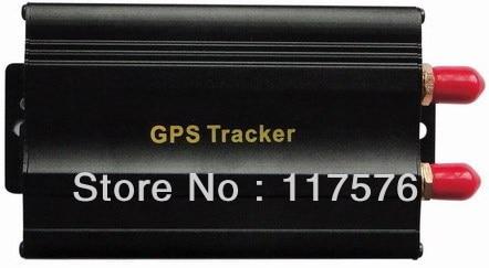 Free shipping  GPS TRACKER FOR VEHICLE TK103A car gps tracker