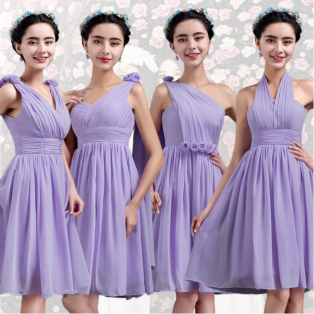Compare Prices on Short Lavender Dresses- Online Shopping/Buy Low ...