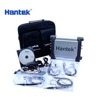 HantekDSO3254A 1GSa/s USB осциллографы 4 Каналы 250 мГц PC хранения генератор сигналов 16 Каналы анализатора логики тестер сигнала
