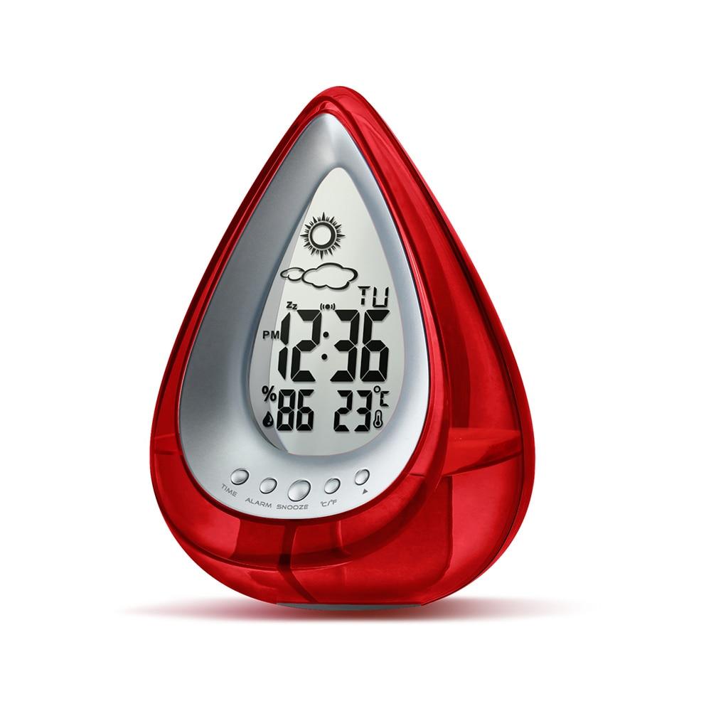 Water Powered Eco-friendly Digital Clock 34