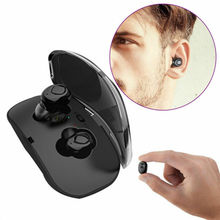 Mini In-Ear Pods Wireless Bluetooth FOR IOS Android Earphone Earbuds Earpods