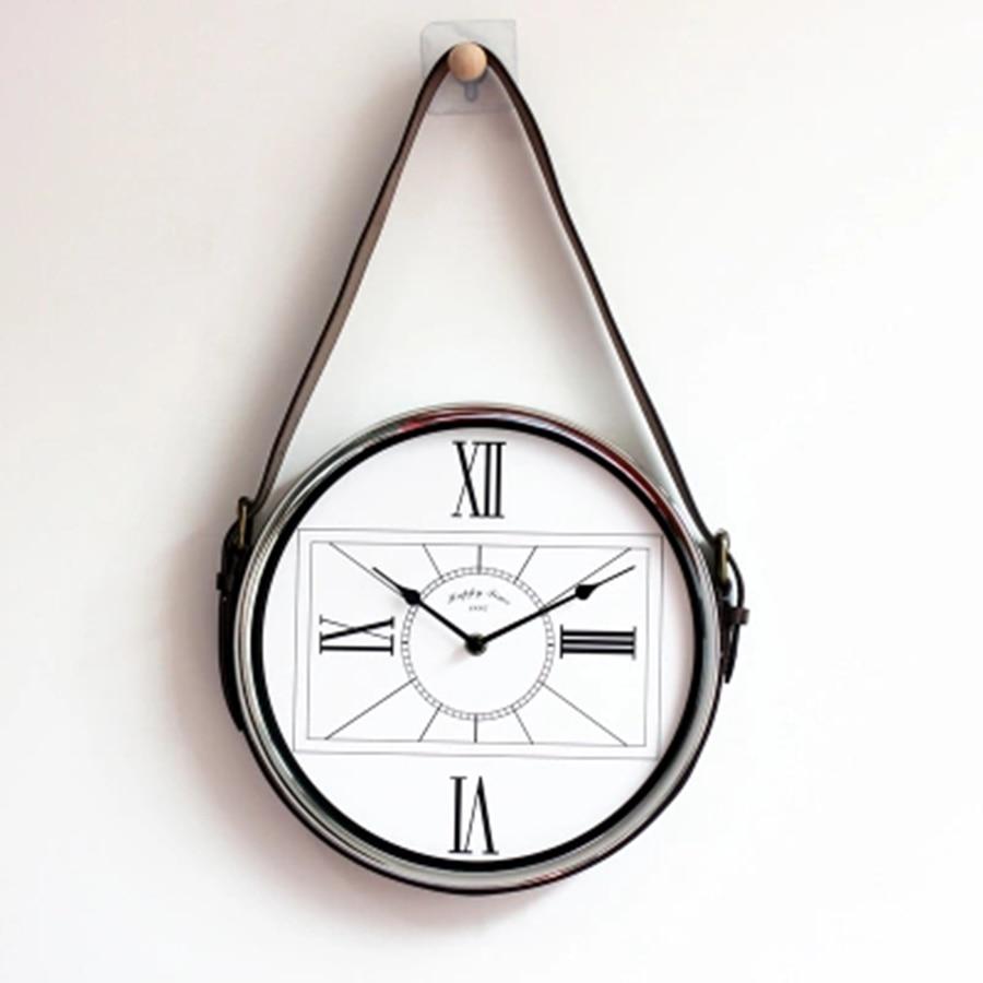 Métal grand 3d moderne montre murale Quartz silencieux salon luxe pendule Flip Shabby Chic horloges meilleure vente 2019 produits