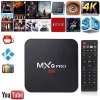 Smart TV Box MXQ Pro Amlogic S905 Quad Core Android 6 0 1GB 8GB HD 1080P
