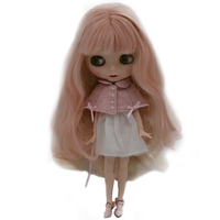 Blyth Doll BJD, Neo Blyth Doll Nude Customized Frosted Face Dolls Can Changed Makeup and Dress DIY, 1/6 Ball Jointed Dolls SO30