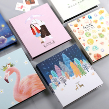 2018 new Film - covered DIY handmade creative photo album this romantic couple baby paste-up birthday present