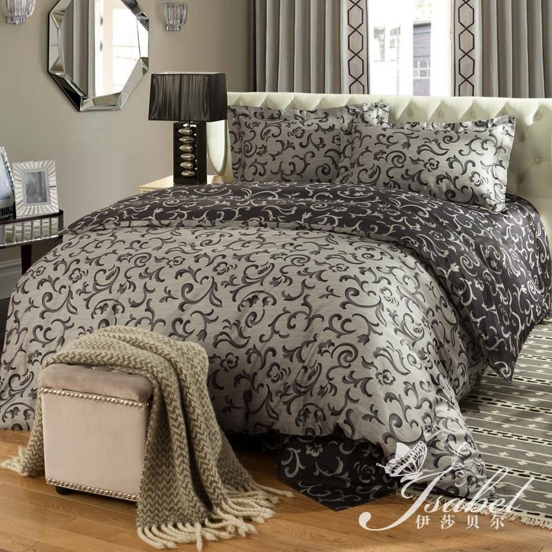 Damask Luxury Comforter Sets King Size Duvet Covers Sale