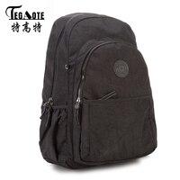 TEGAOTE Graffiti School Backpack For Teenage Girl Mochila Feminina Women Travel Backpacks Nylon Waterproof Casual Laptop