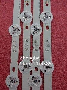 Image 5 - جديد 12 قطعة/المجموعة LED شريط إضاءة خلفي ل LG 55LB7200 55LB7000V 55LB730V 55LB670V 55LB671V 55LB673V 55LB675V 55LB677V 55LB679V