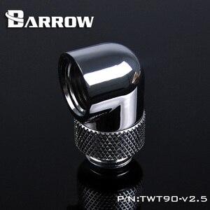 Image 2 - Barrow TWT90 v2.5, G1/4 Gewinde 90 Grad Dreh Armaturen, Saisonale Heiße Verkäufe, einer Der Meisten Praktische Wasser Coolling Armaturen
