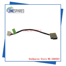 New Laptop DC Power Jack Cable for HP 250 G4 power jack charging port cable harness 799736-T57