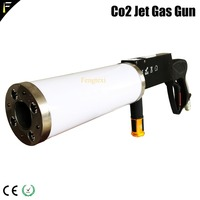 LED Co2 Jet Cryo Blaster Cannon Gun Shoot RGB LED Color Mixing Smoke fog Handlheld Cryo Gun