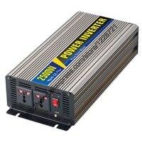 2500W Pure Sine Wave Inverter For Solar Panel 12VDC 24VDC 48VDC To AC110V 220V For Small