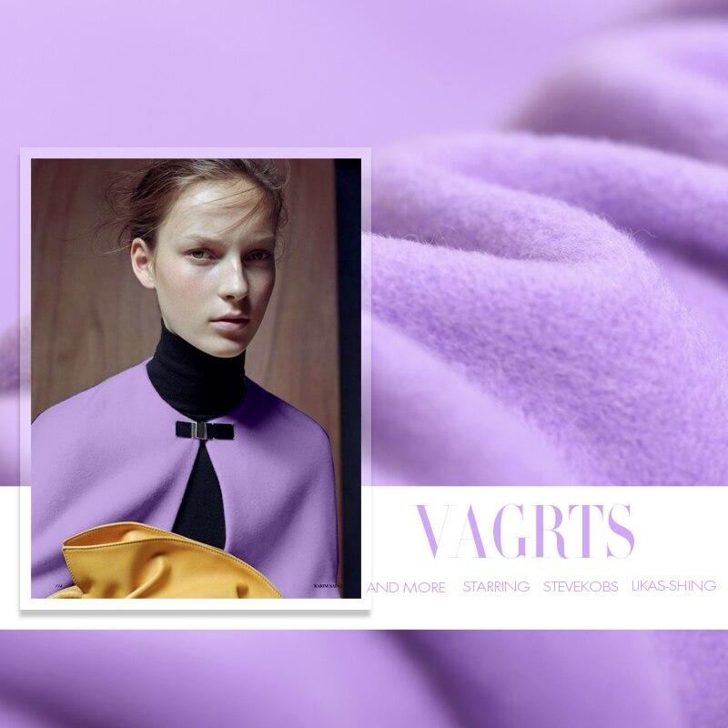 Acheter Livraison gratuite! laine cachemire laine tissus de haute qualité tissu de laine automne et d'hiver manteau de laine tissu de cashmere wool fabric fiable fournisseurs