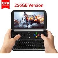 Новая Оригинальная последней модели GPD WIN 2 WIN2 256 ГБ Интер m3 8100y 6 дюймовая Мини Игровой ПК ноутбук с системой Windows 10 ноутбук с бесплатными подар