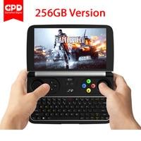 Новая GPD выиграть 2 WIN2 8 ГБ/256 ГБ 6 дюймов ручной игровой ноутбук Intel Core m3 7Y30 Windows 10 системы Оперативная память карман Mini PC ноутбук