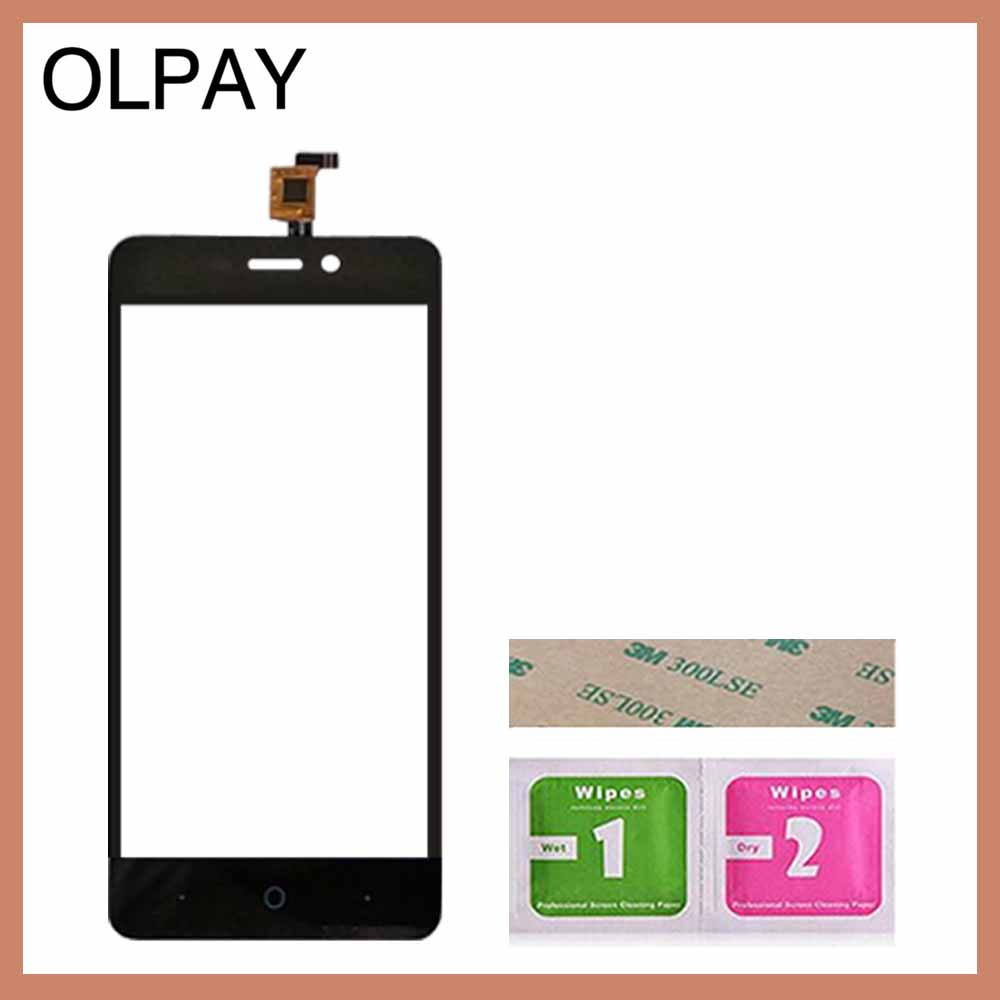 Image 5 - OLPAY 5.0'' Mobile Phone Touch Screen Digitizer For ZTE Blade T620 A452 X3 D2 Touch Glass Sensor Tools Free Adhesive And Wipes-in Mobile Phone Touch Panel from Cellphones & Telecommunications