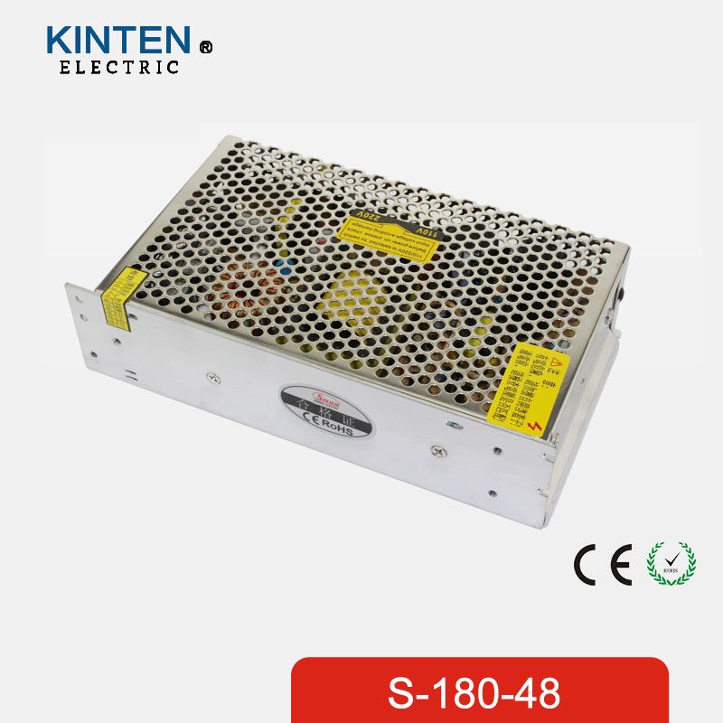 180W 48V 3.75A Single Output Switching power supply for LED Strip light AC to DC ac 85v 265v to 20 38v 600ma power supply driver adapter for led light lamp