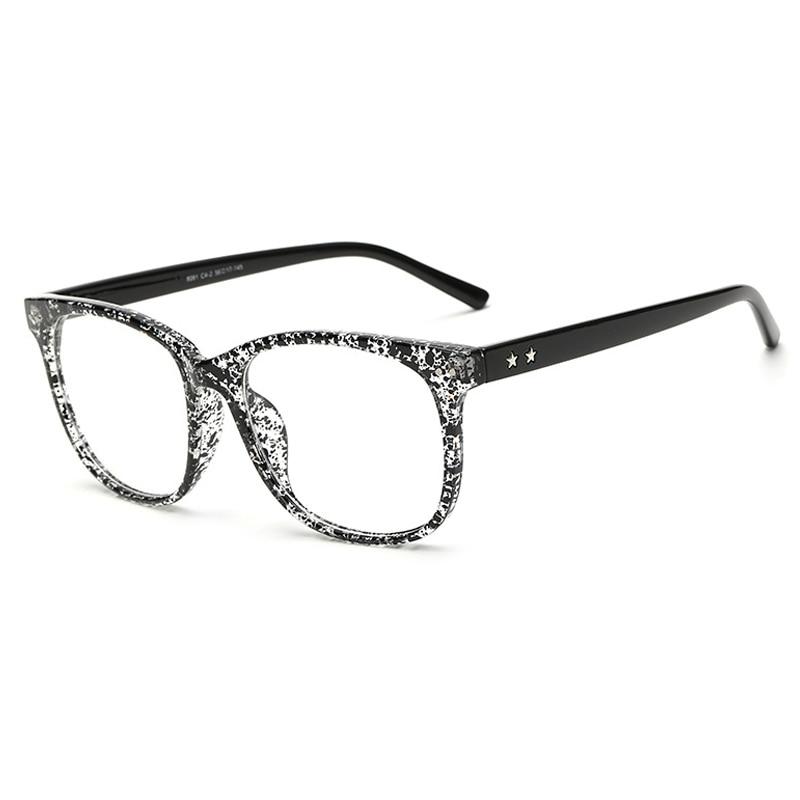Outeye vintage klar objektiv brillen frames männer frauen ...