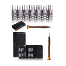 25in1 Mini Precision Screwdriver Set Electronic Torx Screwdriver Open Service Kit iPhone Camera Watch Tablet PC Radio Toy Model mini precision screwdriver set 25 in 1 electronic torx screwdriver opening repair tools kit for iphone camera watch tablet pc