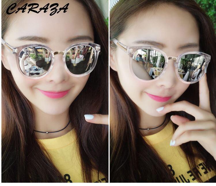 bc11db01f65e CARAZA Karen Walker Harvest Arrowhead Polarized Sunglasses Women Retro  Street Fashion Luxury Sunglass Brand Woman UV400 Sunwear-in Sunglasses from  Apparel ...