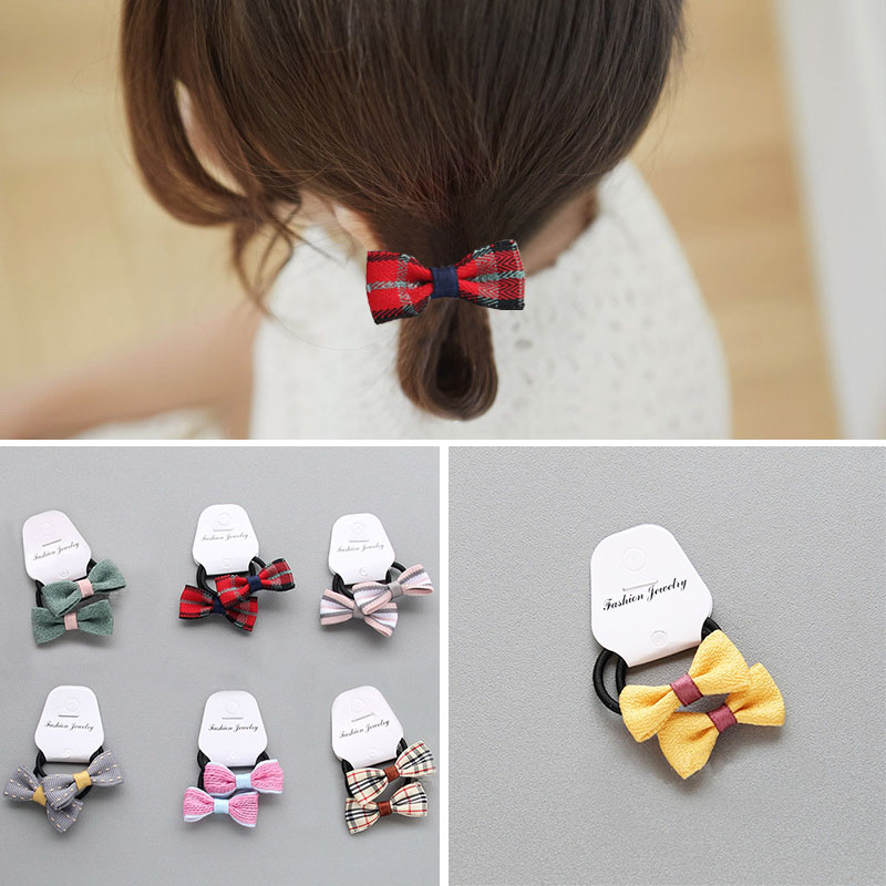 Fashion 1PC Flower Gifts High Quality Korean Hair band Cloth Buterfly Children Beautiful 10 Colors Drop Shipping Hot Sale Girls