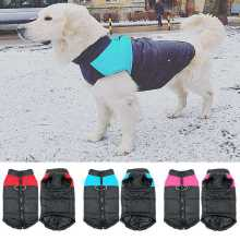 Winter Pet Dog Clothes Warm Dogs Coat Clothing For Large Big Waterproof Small Puppy Jacket 5XL