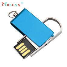 Mosunx New Swivel USB 2.0 64GB Flash Drive Memory Stick Storage Pen Disk Digital U Disk 17Jun26 Dropshipping