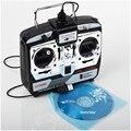6-КАНАЛЬНЫЙ USB 3D Вертолет Самолет Flight Simulator ФМС + бесплатная доставка