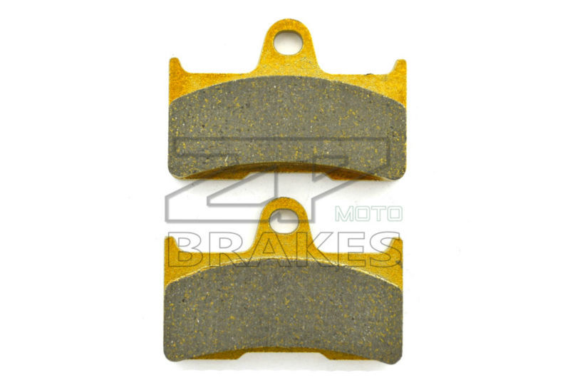 New Brand Organic Brake Pads For Rear ATV YAMAHA YFM 660 Grizzly FPS 4x4 2002-2009 Motorcycle BRAKING ZPMOTO brand new smt yamaha feeder ft 8 2mm feeder used in pick and place machine