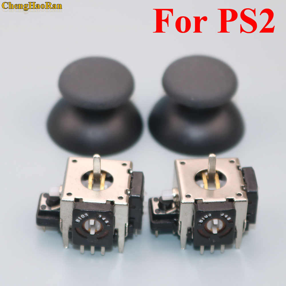 2pcs 1set Replacement Metal 3d Joystick Cap Analog Stick Cap For Xbox 360 Controller For Ps2 Controller 3d Analog Joystick Replacement Parts Accessories Aliexpress