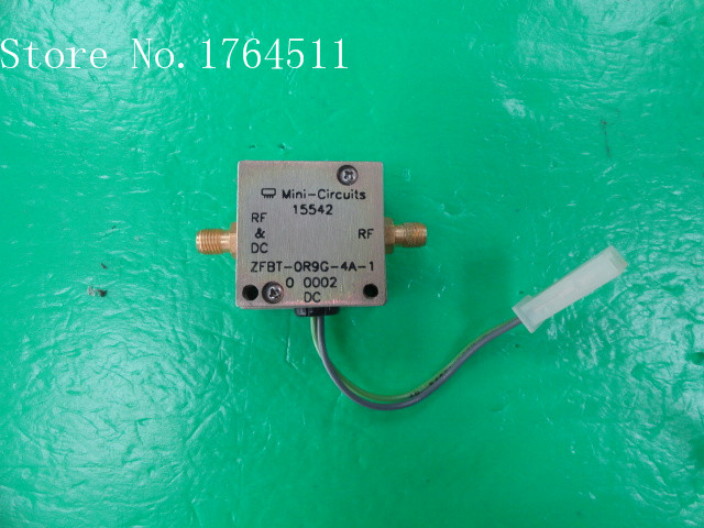 [BELLA] Mini-Circuits ZFBT-0R9G-4A-2 RF Bias SMA  --2PCS/LOT