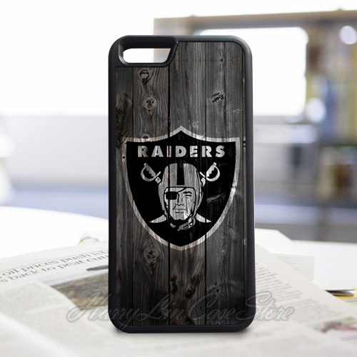 Oakland Raiders Wallpaper Black Design 47 Inch I6 Case Cell Phone TPU For Iphone 6 Cases